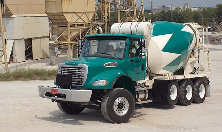 Freightliner Camiones Mezcladores