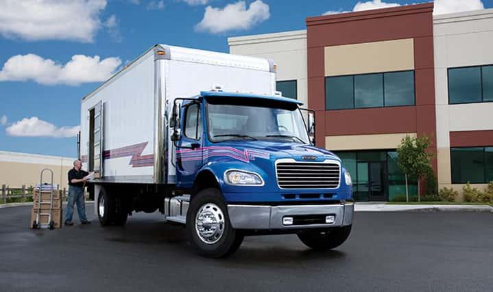 Freightliner Camiones para carga seca