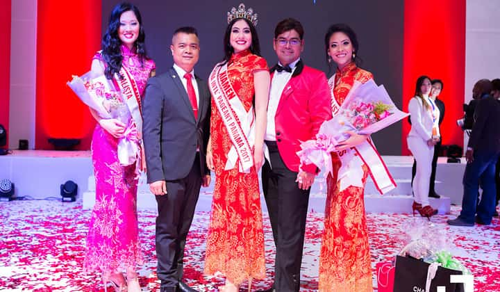 Miss China International 2017