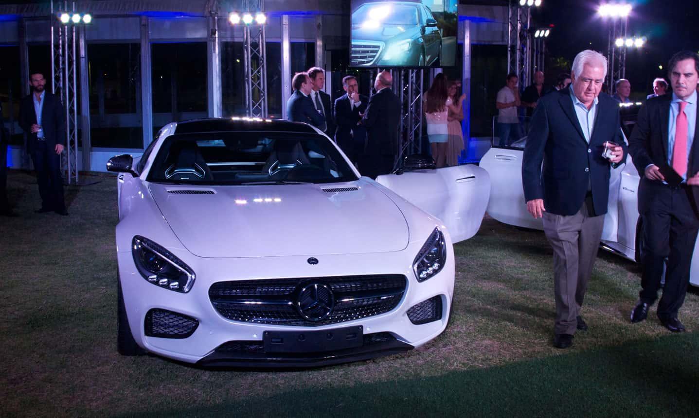Presentación Mercedes-Benz S Maybach, S Coupé y AMG GT