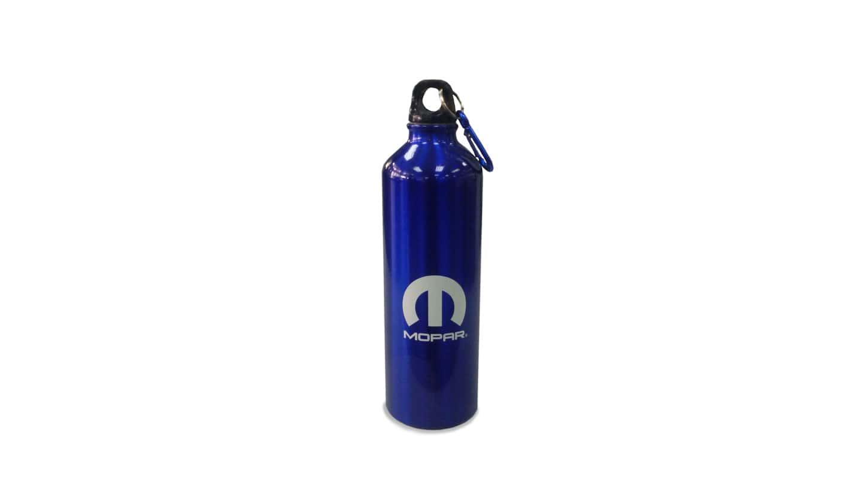 Botella deportiva de aluminio